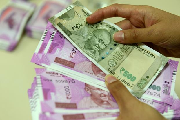 Rupee rebounds 27 paise vs Dollars