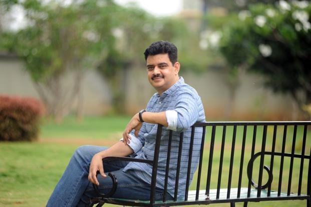 Amit Tyagi (46), professional turned entrepreneur; Photo: Nagesh Polali/Mint