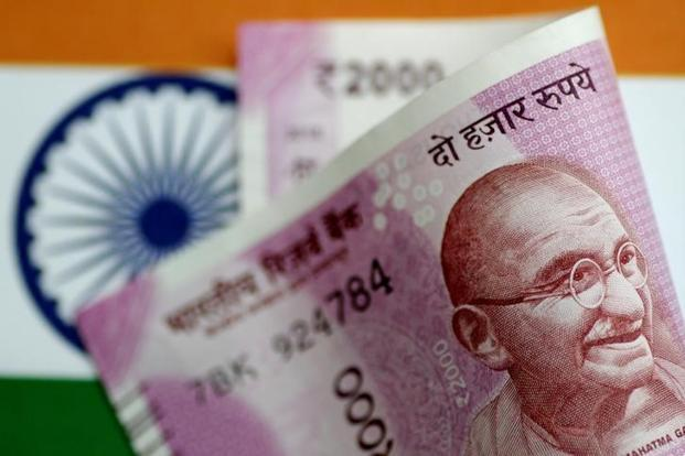 Rupee rebounds 27 paise in early trade