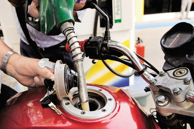 Petrol prices above Rs 75 per litre in New Delhi