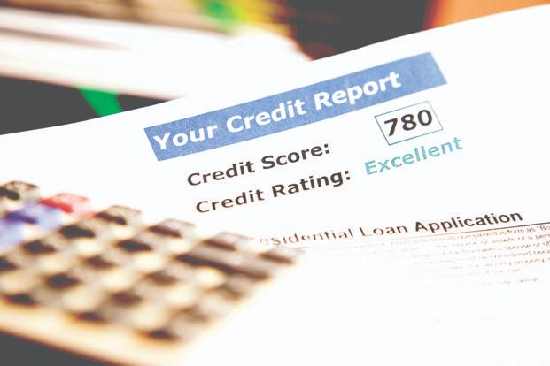 Credit score is given to you based on your ability to repay a loan. If your score is above 750, it is considered good. Anything below that is bad. Photo: iStockphoto