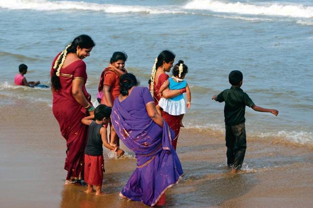 In Madras, it was always summer