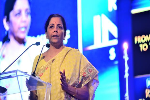 Defence minister Nirmala Sitharaman underlined the need for incorporating artificial intelligence in the Army, Navy and the Air Force. File photo: Ramesh Pathania/Mint