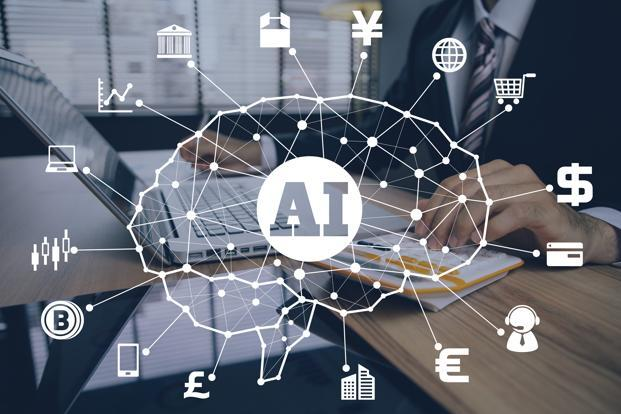Niti Aayog Abb Join Hands To Benefit India From Ai Robotics Livemint