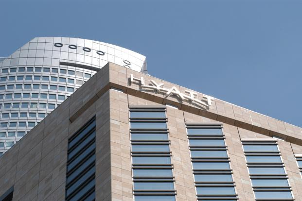 File Photo Grand Hyatt Hotel Is Pictured In Central Tokyo India