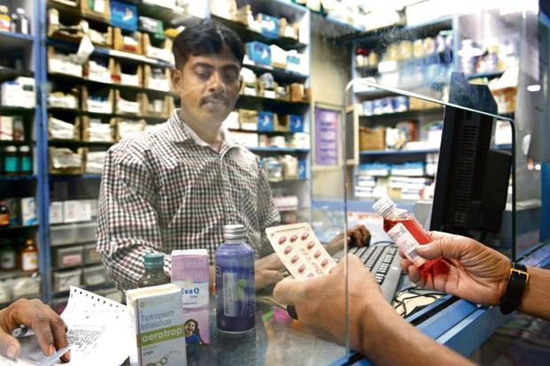 The list of 349 banned FDC drugs include painkillers, anti-diabetic and gastro-intestinal medicines.Photo: Hemant Mishra/Mint
