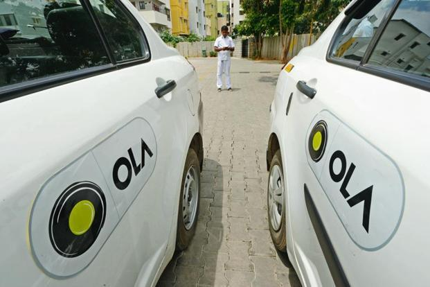 Ola has so far come out on top in its gruelling market-share battle with Uber and is now pushing forth to newer markets. Photo: Hemant Mishra/Mint