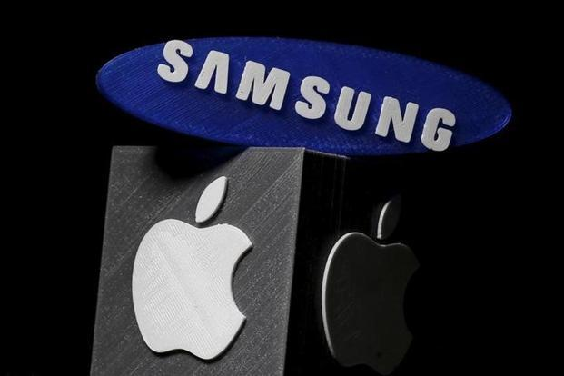 Apple wins $539m in damages from Samsung in patent case
