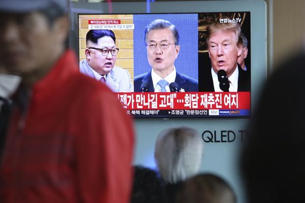 State-run KCNA, citing vice foreign minister Kim Kye Gwan, states that North Korea vowed to continue to pursue peace and signalled it would give Washington more time to reconsider talks. Photo: AP