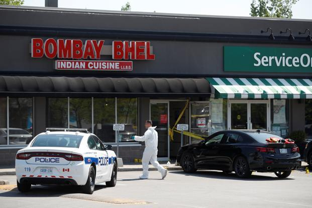 The Bombay Bhel restaurant describes itself online as an authentic, yet casual, Indian dining experience. Photo: Reuters