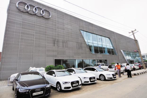 Audi India Offers Discounts Of Up To Rs Lakh On Select Models - Audi offers