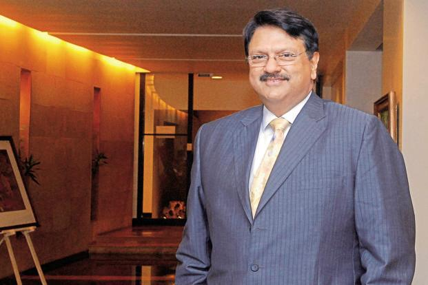 Piramal Enterprises chairman Ajay Piramal. Shares of Piramal Enterprises ended 2.61% up at Rs2,468.35 apiece on the BSE. Photo: Hemant Mishra/Mint
