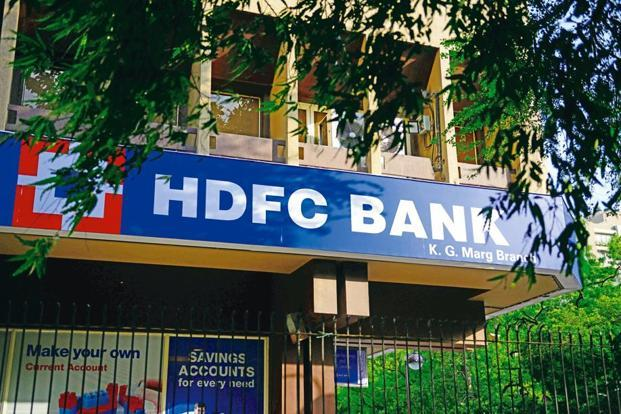 HDFC Bank K.G. Marg Branch in New Delhi. Vardhman shares were purchased at a price of Rs1,245 apiece, valuing the transaction at Rs71.34 crore, the data showed. Photo: Pradeep Gaur/ Mint