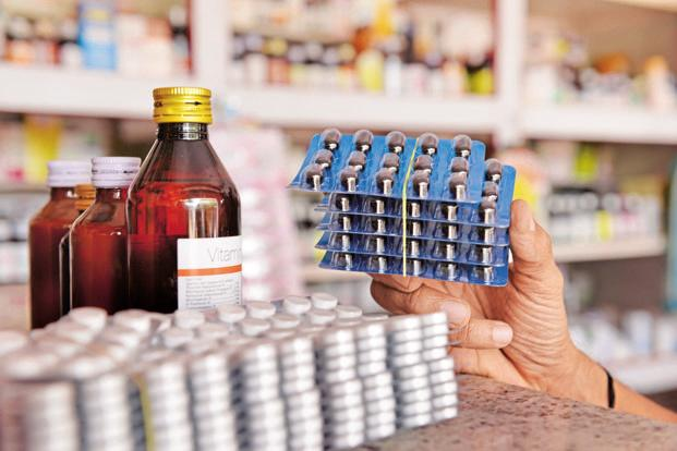 The NITI Aayog has recommended an amendment to Drug Price Control Order, 2013, suggesting that prices of non-scheduled drugs be also be linked to WPI. Photo: Hemant Mishra/Mint