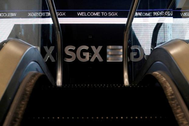 The arbitrator will hear the matter from 12 to 16 June and pass an order by the last day of hearing. SGX said it will not launch the disputed product until the arbitration is through. Photo: Reuters