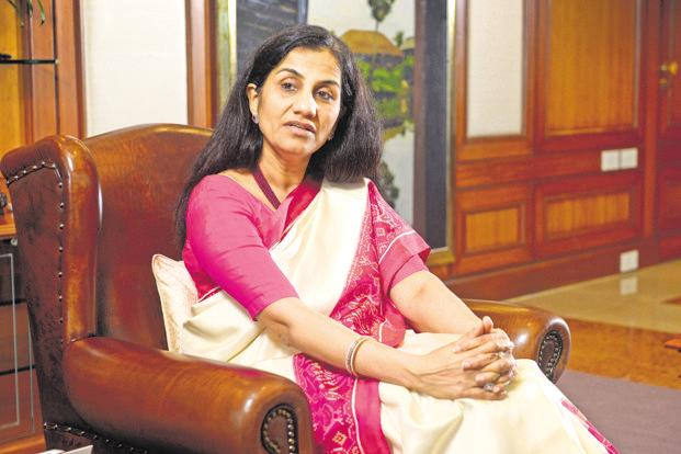 Chanda Kochhar has been in the eye of the storm over granting of a Rs3,250 crore Videocon loan, given that her husband Deepak Kochhar had business dealings with the Venugopal Dhoot-led conglomerate. Photo: Abhijit Bhatlekar/ Mint