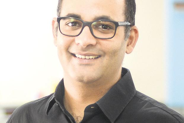 Sameer Nigam, chief executive and founder of PhonePe. Photo: Hemant Mishra/Mint