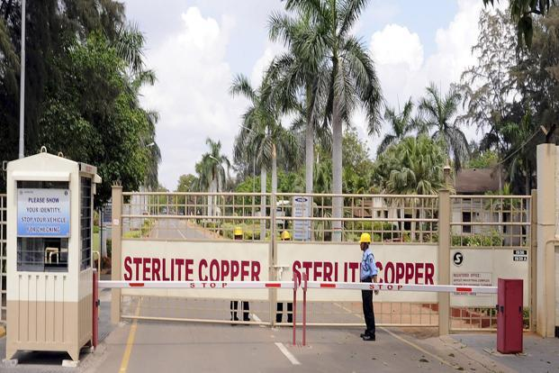 The Sterlite copper plant in Thoothukudi. Vedanta may file a writ petition challenging the Tamil Nadu government's decision in the Madras high court or the Supreme Court in New Delhi. Photo: PTI