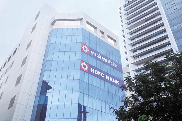 On Thursday, HDFC Bank shares surged as much as 5.03% to a record high of Rs2,150 in intraday trade on the BSE. Photo: Mint