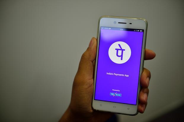 d552241673 Flipkart s PhonePe claims to have 100 million registered users - Livemint