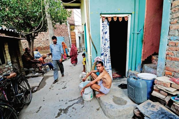 The results of the study on genetic factors seem to suggest that economic inequality may be more difficult to tackle than previously thought. Photo: Pradeep Gaur/Mint