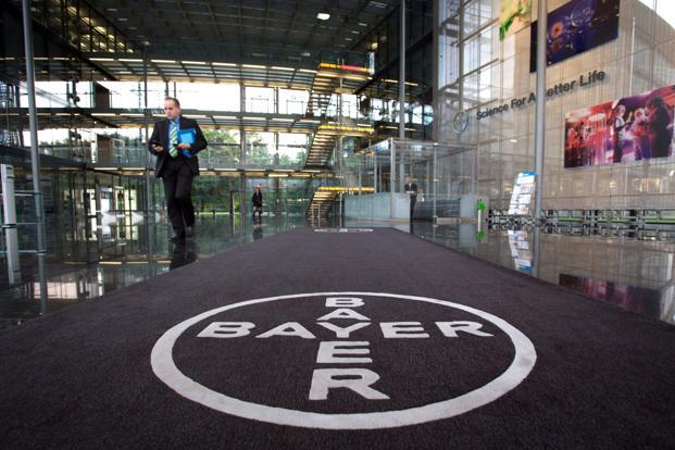 Bayer launched a €6 billion ($7 billion) rights issue on Sunday, a cornerstone of the financing package for the Monsanto deal. Photo: Bloomberg