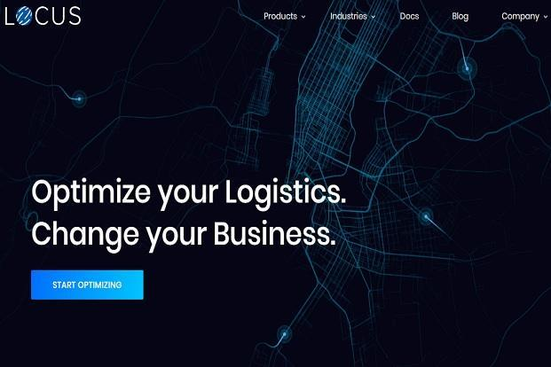 Locus optimizes logistics operations for enterprises in sectors such as FMCG, e-commerce, among others.