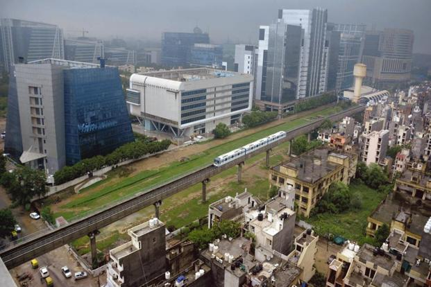 Representational image. Based on the 14th Finance Commission's recommendations, ₹87,000 crore is budgeted to be devolved to cities over five years (2015-20). Photo: HT