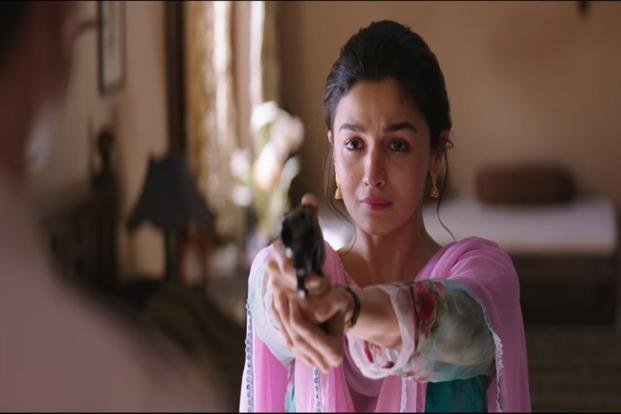 A still from the movie Raazi.