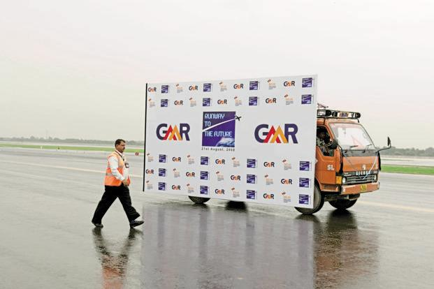 GMR Infra shares have fallen by 13% since it declared its March quarter results. Photo: Mint