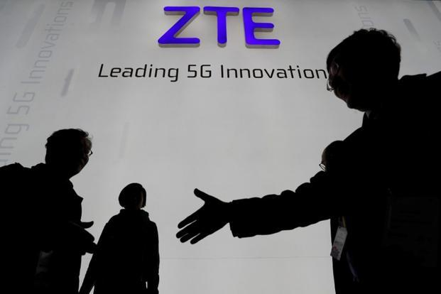 Under the deal, ZTE must retain a compliance team selected by the Commerce Department for 10 years. Photo: Reuters