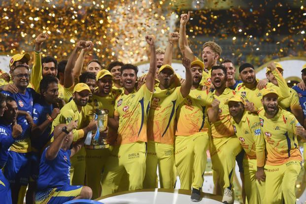 The total viewership of the IPL 11 T20 tournament was 1.4 billion impressions, up 15% from last year. IPL 10 had a total of 1.2 billion impressions. Photo: PTI
