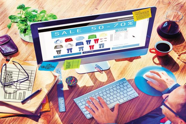 E-commerce in India is expected to grow by 31% this year to touch $32.70 billion, led by Flipkart, Amazon India and Paytm Mall. Photo: iStock