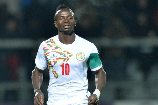 Sadio Mane will look to inspire Senegal to a repeat of their 2002 World Cup campaign. Photo: AFP