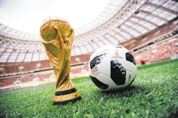 2018 FIFA World Cup begins on 14 June. Photo: Alamy