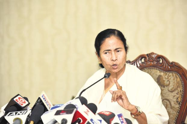 West Bengal chief minister Mamata Banerjee on Friday announced with fanfare that the Deocha Pachami coal mine had finally been allotted to the state. Photo: Indranil Bhoumik/Mint