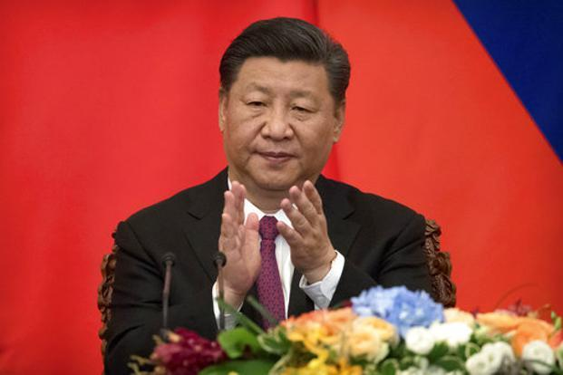Xi Jinping said China would offer the equivalent of $4.7 billion in loans under a framework formed by SCO countries. Photo: AP