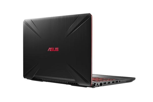 The Asus notebook is powered by Intel's 8th Gen core i7 processor.