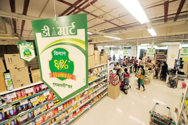D-Mart share prices have gained 20% in last three weeks. So far this year it has gained 35%. Photo: Aniruddha Chowdhury/Mint