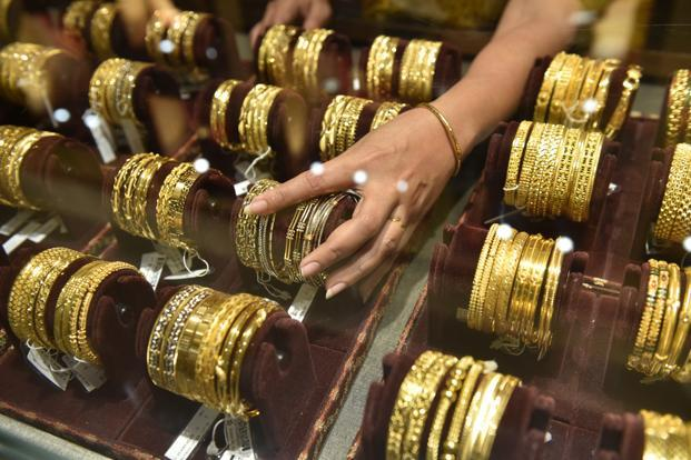 This year's gold imports in India are likely to be 725 tonnes, according to a poll. Photo: Indranil Bhoumik/Mint