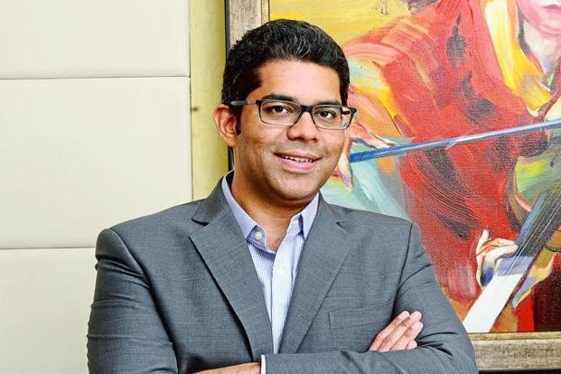 Paragon Partners co-founder Siddharth Parekh.