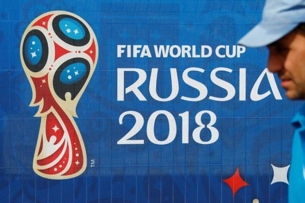 The 2018 FIFA World Cup will be held in Russia. Photo: Reuters