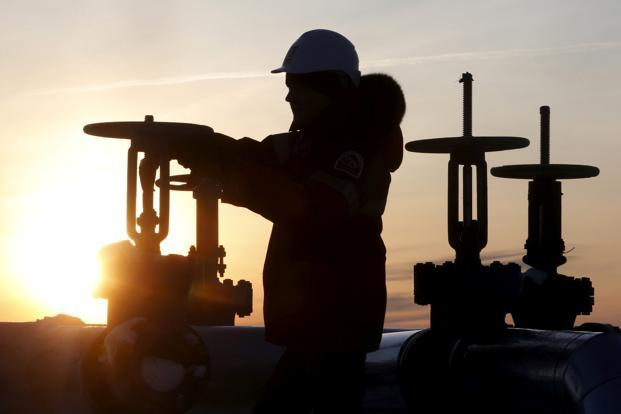 Futures in New York dropped as much as 1.3% after the American Petroleum Institute was said to report nationwide crude inventories rose last week. Photo: Reuters