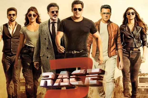 Starring Salman Khan, Jacqueline Fernandez and others, 'Race 3' is expected to release in 4,000-5,000 screens today.