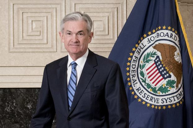 US Federal Reserve chairman Jerome Powell had some answers, but they were couched in uncertainty. Photo: AP