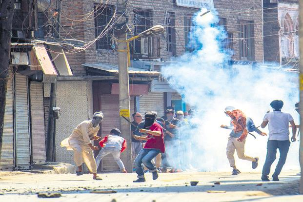 India reacts sharply to United Nations  report on Kashmir