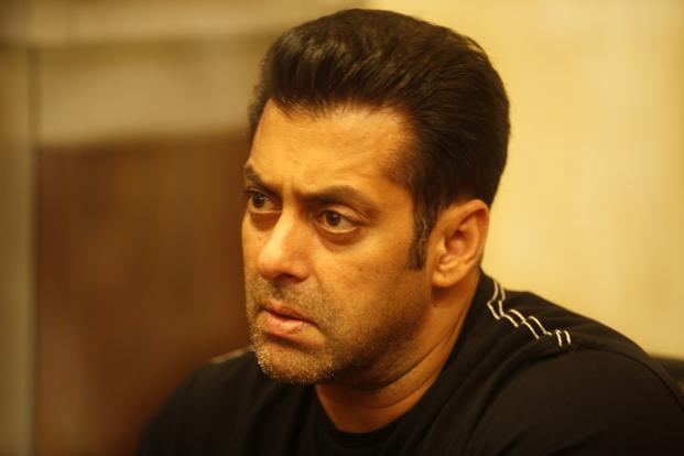 Bollywood actor Salman Khan. Photo: HT