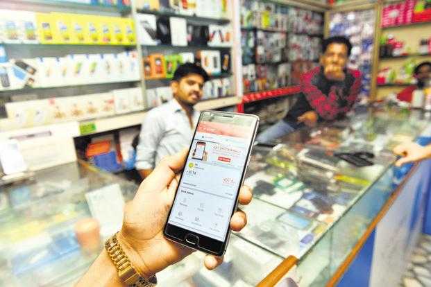 Transaction volumes and value of mobile wallets have dropped since February. Photo: Aniruddha Chowdhury/Mint