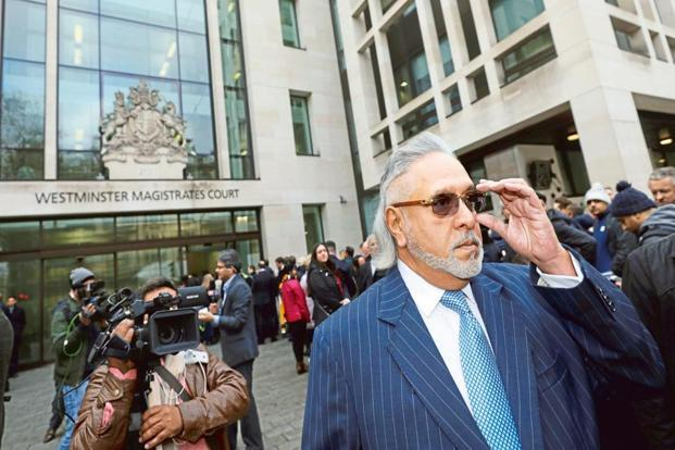 Once Vijay Mallya is declared a fugitive, ED will confiscate more than Rs 9,000 crore worth of assets. Photo: Reuters