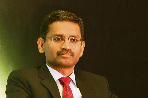Rajesh Gopinathan, CEO and MD of Tata Consultancy Services. The new TCS centre in Paris can accommodate up to 230 employees and benefits from highly secure connectivity, a robust infrastructure and secure spaces, the company said in a statement. Photo: Mint.